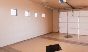 Чем и как покрасить стены в гараже