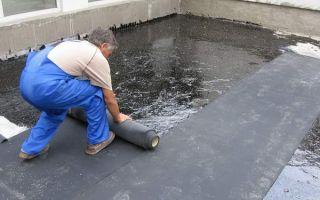 Покрытие крыши гаража Технониколем своими руками